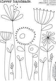 Resultado De Imagen Para Embroidery Patterns Flowers Bordado