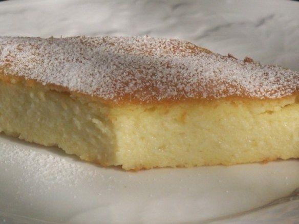 Semolina Cake Torta di semolino Semolina cake Italian cake and