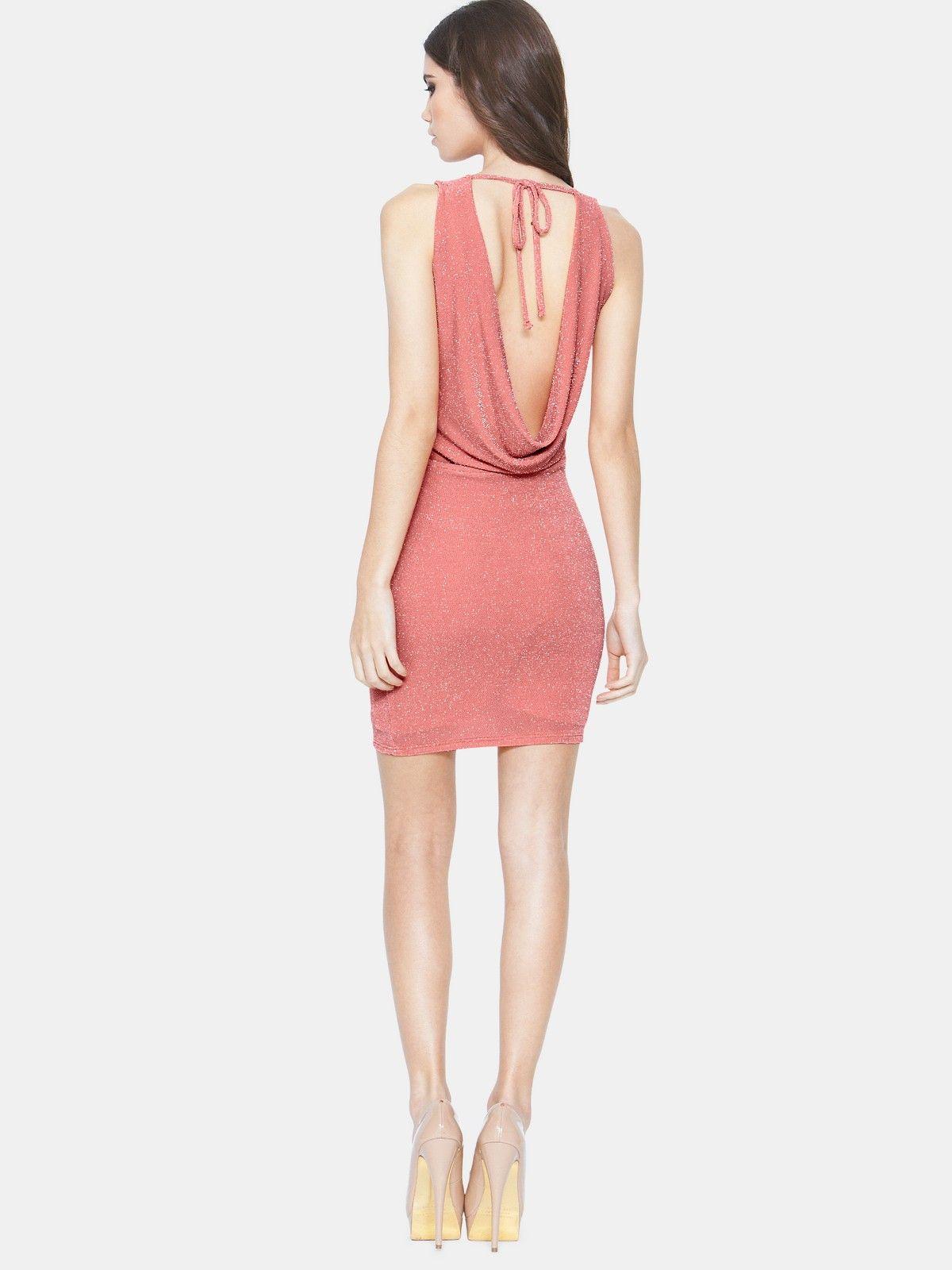 Lipsy Metallic Cowl Back Dress (1200×1600) | 1 Dresses and Skirts ...