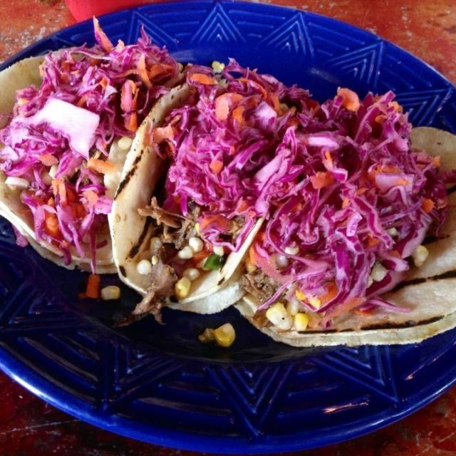 レシピとお料理がひらめくSnapDish - 13件のもぐもぐ - Pulled Pork Soft Shell Tacos by MyRaX
