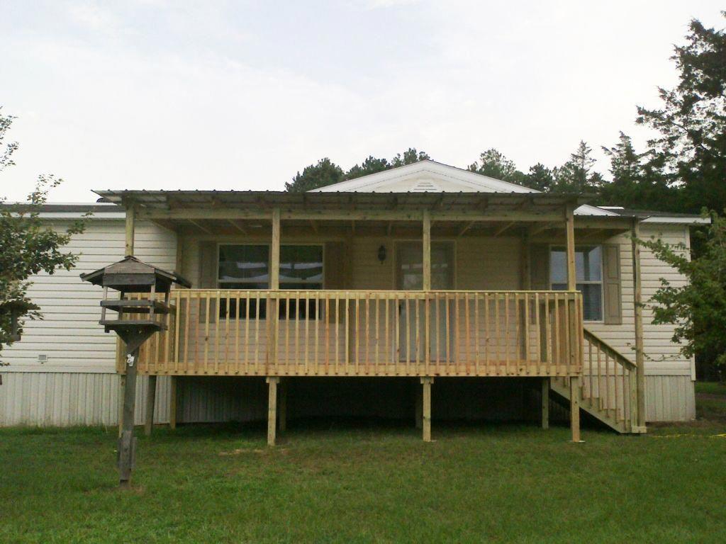 10 x 20 ready porch ready decks top porch builder