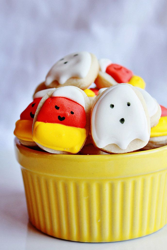 37 Scarily Cute Halloween Sweets Candy corn, Holidays and - cute halloween treat ideas