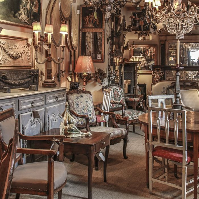 The Best Of The New Orleans Antiques Scene - New Orleans Antique Furniture Antique Furniture