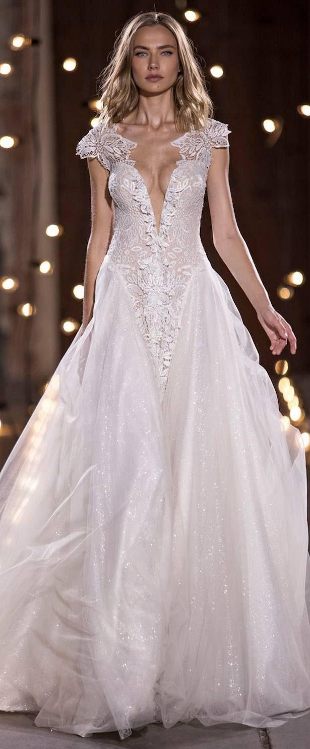 Nurit Hen Wedding Dress Collection 2018 - Stardust Couture | Novios ...