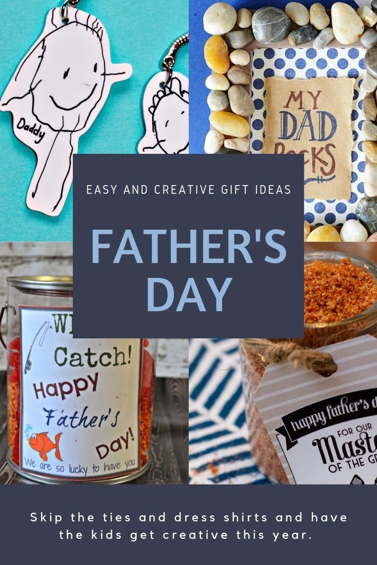 Fathers day easy gift ideas diy fathers day gifts