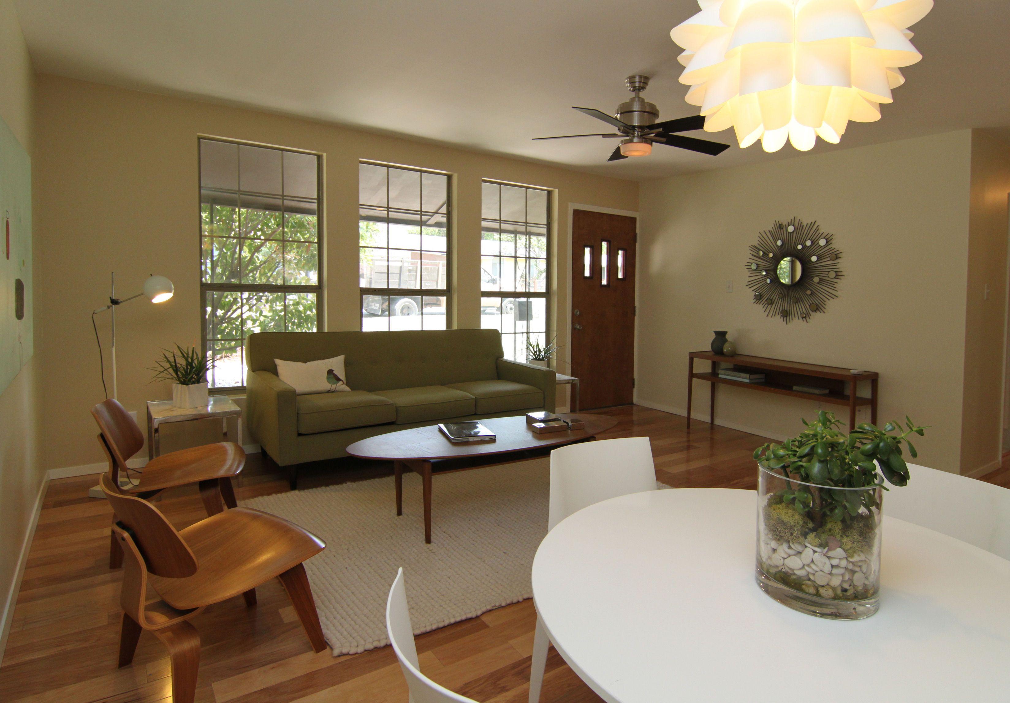 21 Beautiful Mid Century Modern Living Room Ideas  Modern Living Pleasing Dining Room Chairs Mid Century Modern 2018