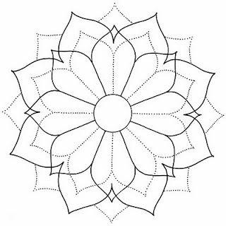 El Baúl De Moldes Mandalas 1 Kolrosing Mandala Painting