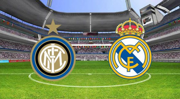 Inter Milan Vs Real Madrid International Champions Cup Live