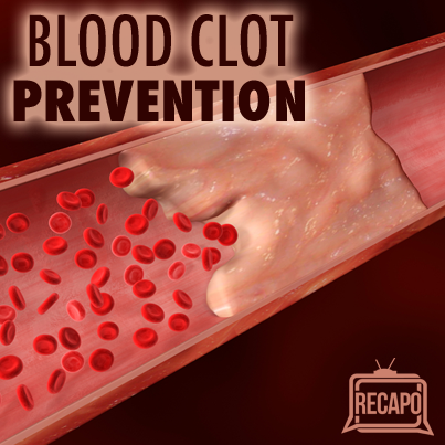 Natural Ways To Get Rid Of A Blood Clot