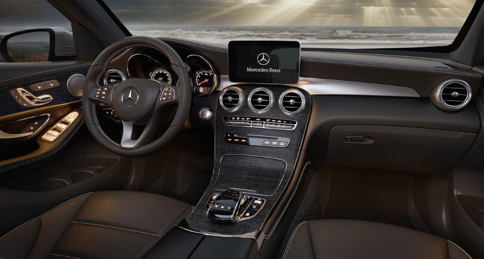 Mercedes Benz Glc 2020 Changes Design Interior With Images