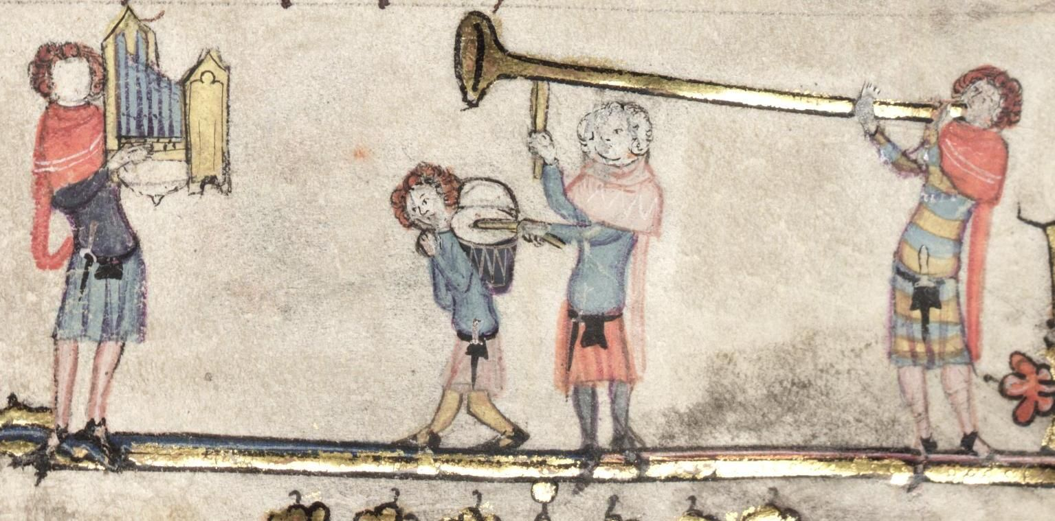 Bodleian Library MS. Bodl. 264, The Romance of Alexander in French verse, 1338-44; 182r