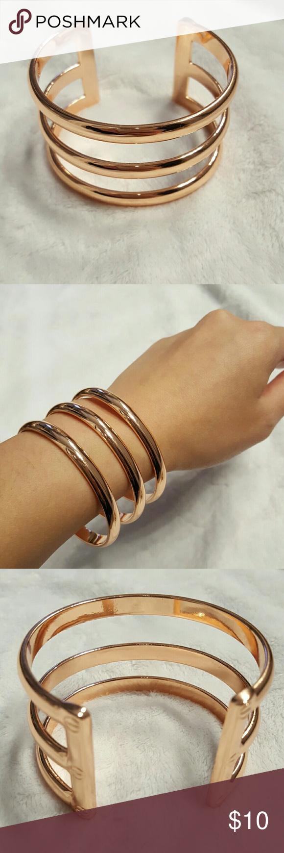 Rose gold costume jewelry Costume jewelry Jewellery bracelets and
