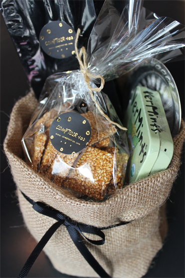 The Little Healthy Ramadan Basket Only At Comptoir 102 Ramadan Gifts Ramadan Crafts Eid Gifts