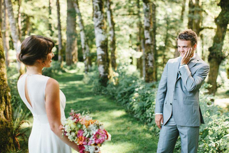 Bridal Veil Lakes Laura Wedding Portland Oregon