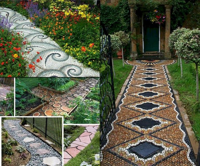 25+ Beauty Garden Paths And Walkways Ideas To Increase ...