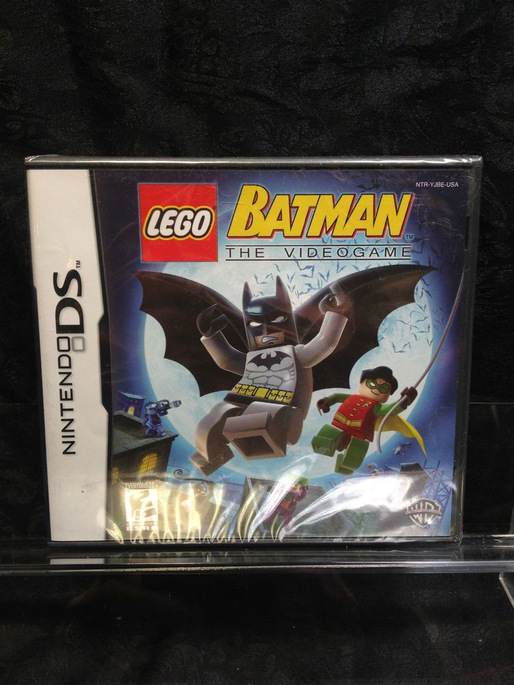 LEGO Batman: The Videogame for Nintendo DS. Also for 3DS ...