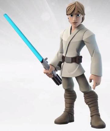 Luke Skywalker Png Disney Infinity Disney Infinity Characters Disney Infinity Figures