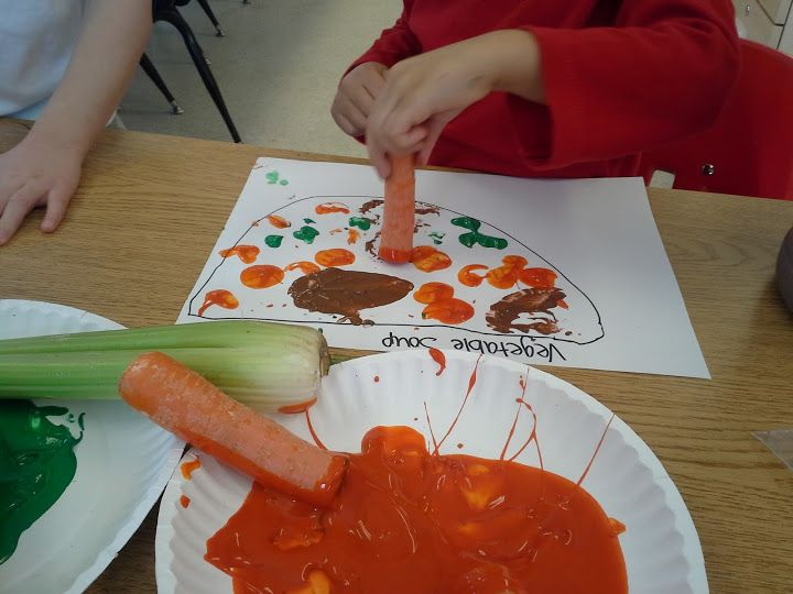 Food & Health Theme for PreK! Ideas for literacy and math