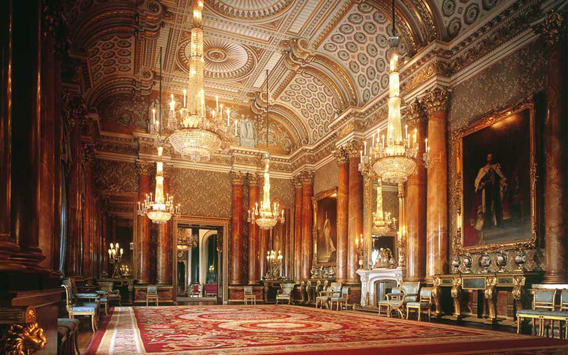 Image detail for -Buckingham Palace Interior 1920x1200 Wallpapers,Buckingham Palace ...