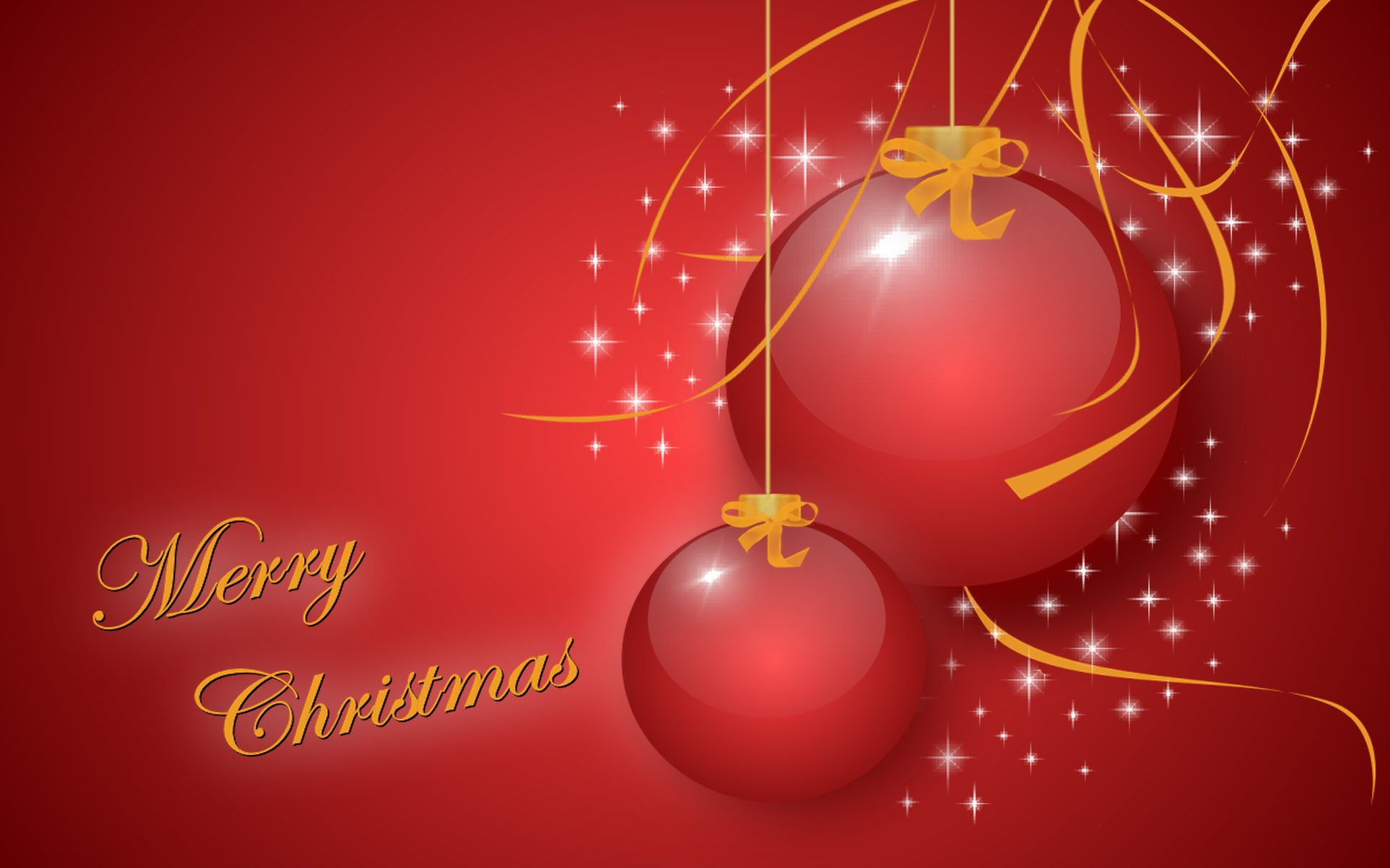 Red Red Red Cartolina Buon Natale Auguri Natale Natale Feliz natal wallpaper hd