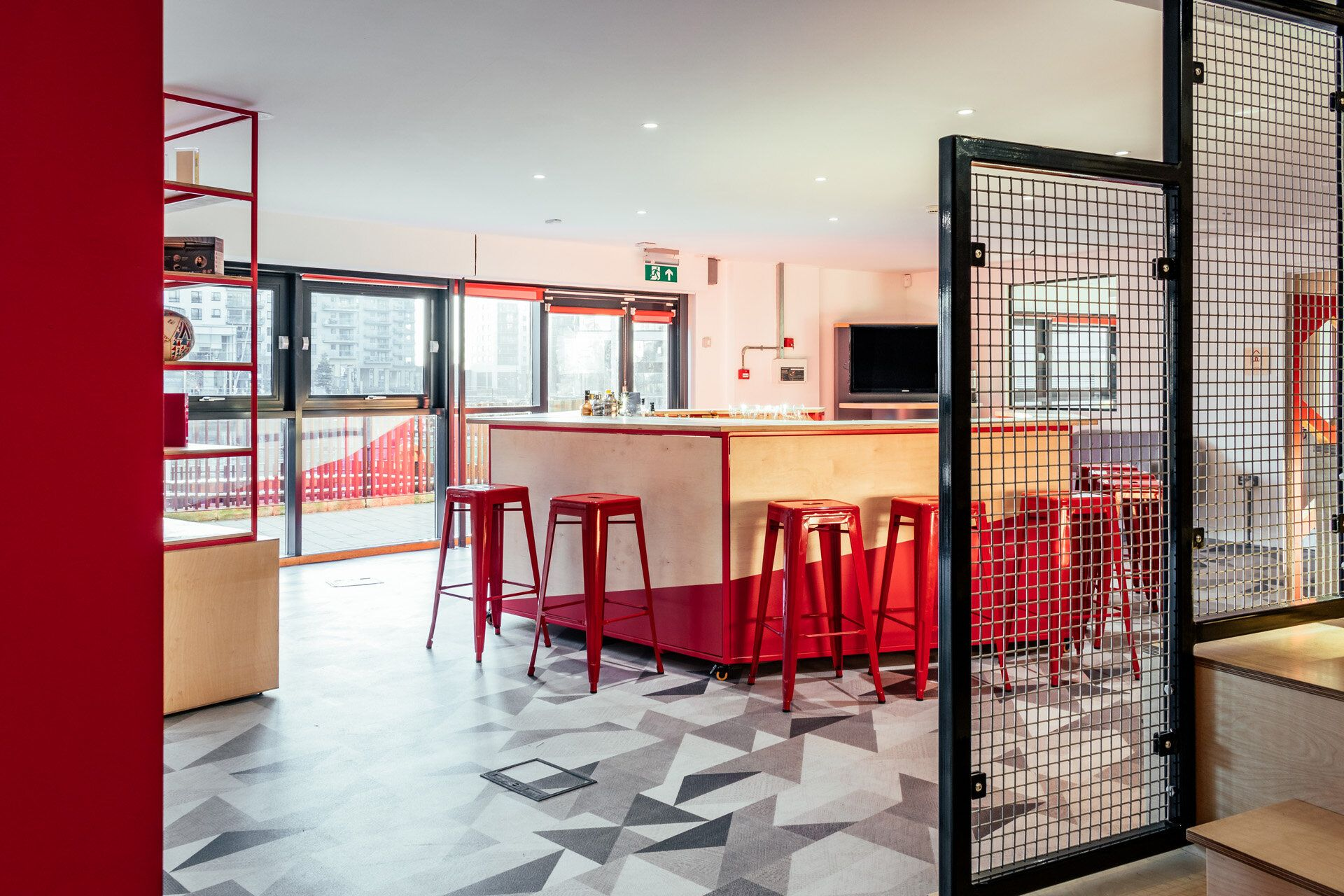 Hatch Communications Absolute Commercial Interiors in