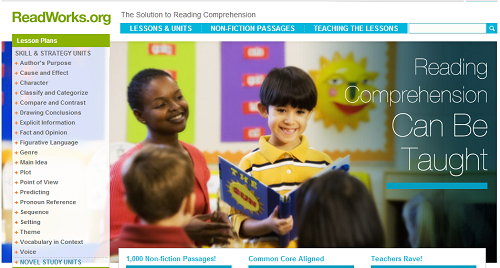 Readworks.org - Teach Reading Comprehension