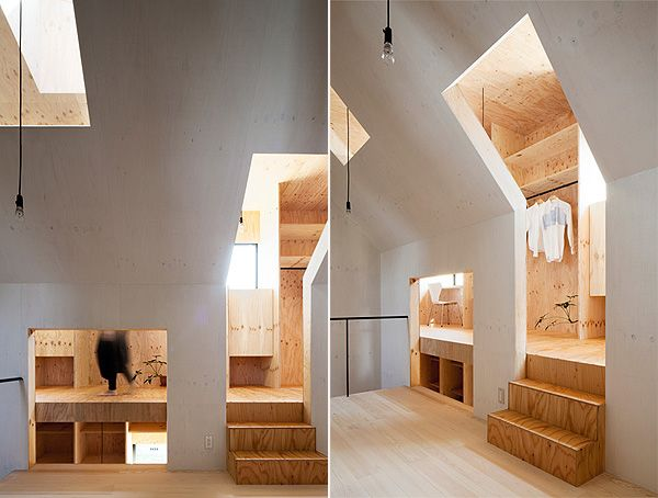 Ant house by ma style japan