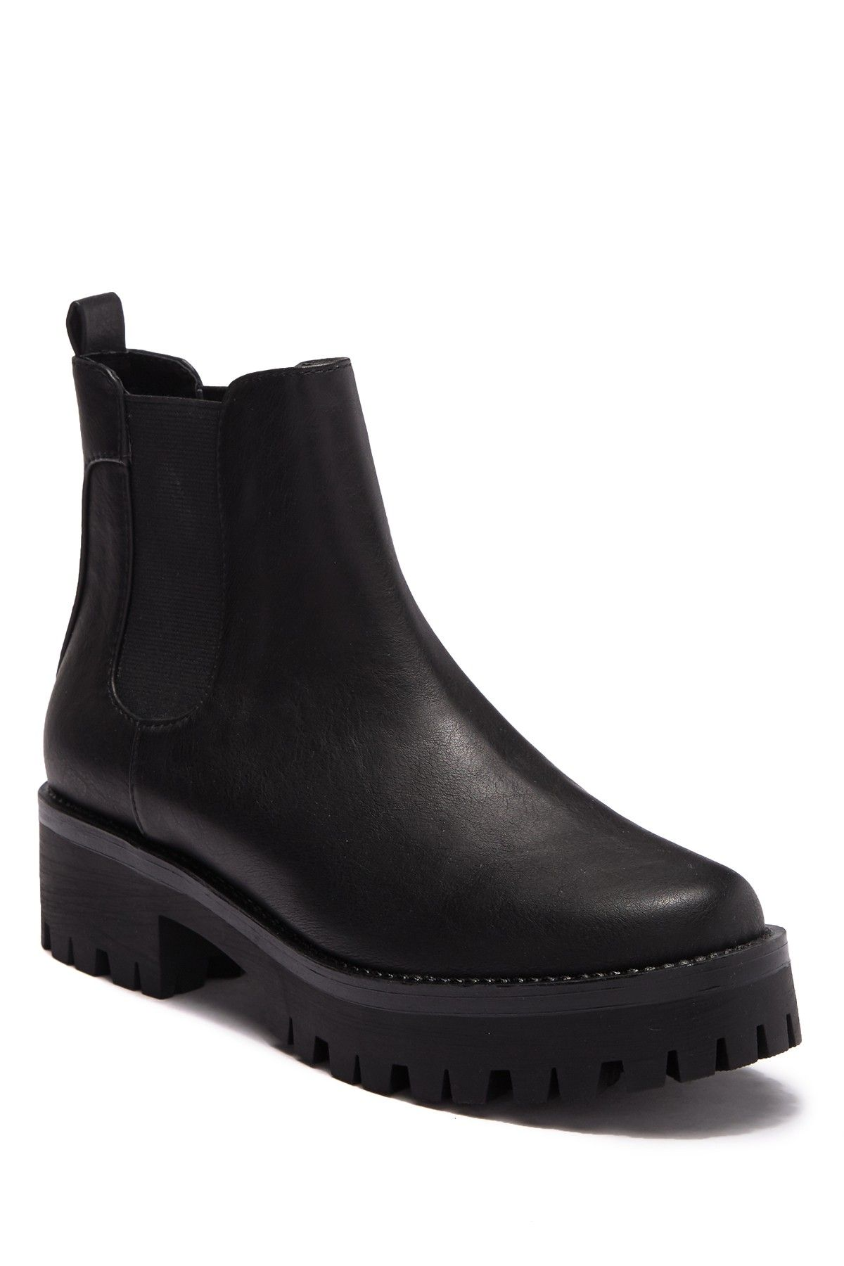 1a76770d3 Steve Madden - Harrison Platform Chelsea Boot is now 40% off. Free Shipping  on orders over  100.