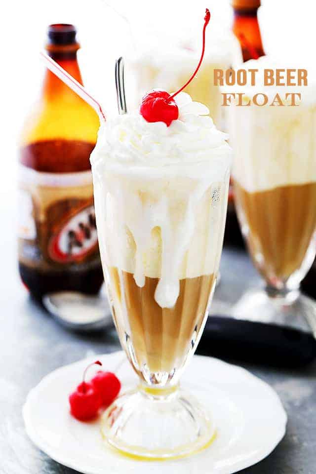 Root Beer Float Recipe Float Recipes Root Beer Float Recipe Root Beer Float
