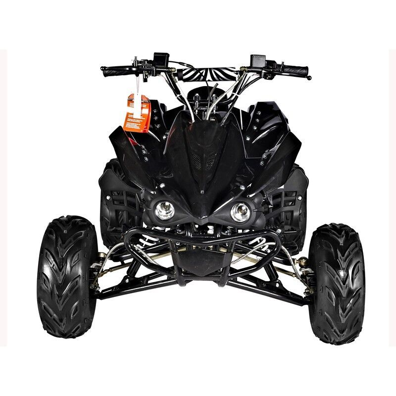The New 125cc Quad Bike is the entrylevel model in the