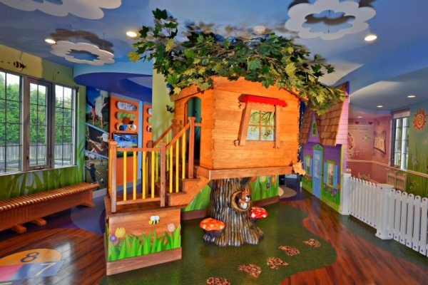 Kids Tree House Designs Simple Treehouse For