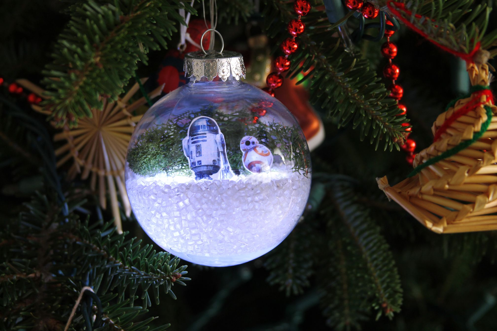 Image Result For Diy Star Wars Christmas Ornaments