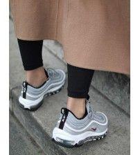 promo code 36250 9f037 Nike Air Max 97 Ultra 17 Femme largent métallique Université
