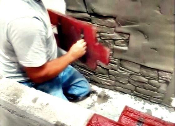 Arte Concreto Estampado Concreto Estampado Arte Concreto Planos De Casas Pequeñas