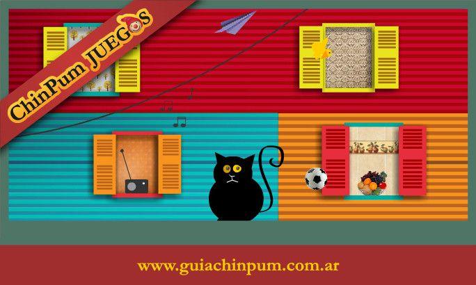 Juegos simples para niños pequeños. Los más lindos juegos didácticos ...