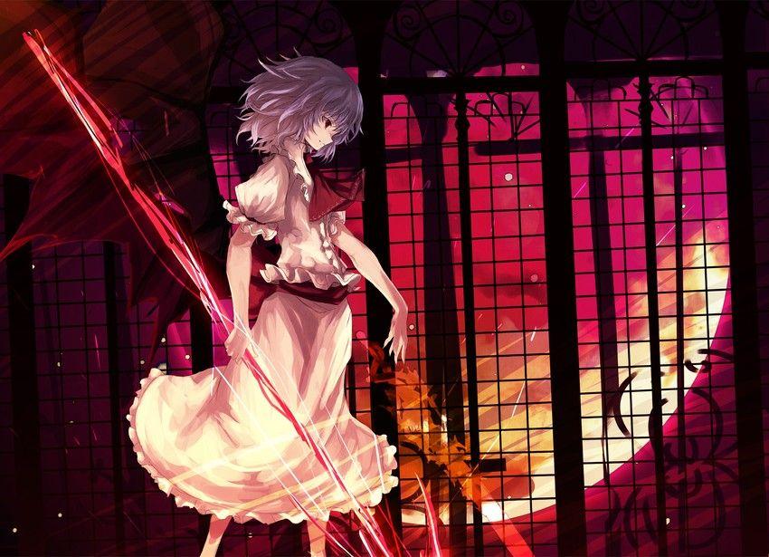 Remilia Scarlet (Touhou 6 - Embodiment of Scarlet Devil)