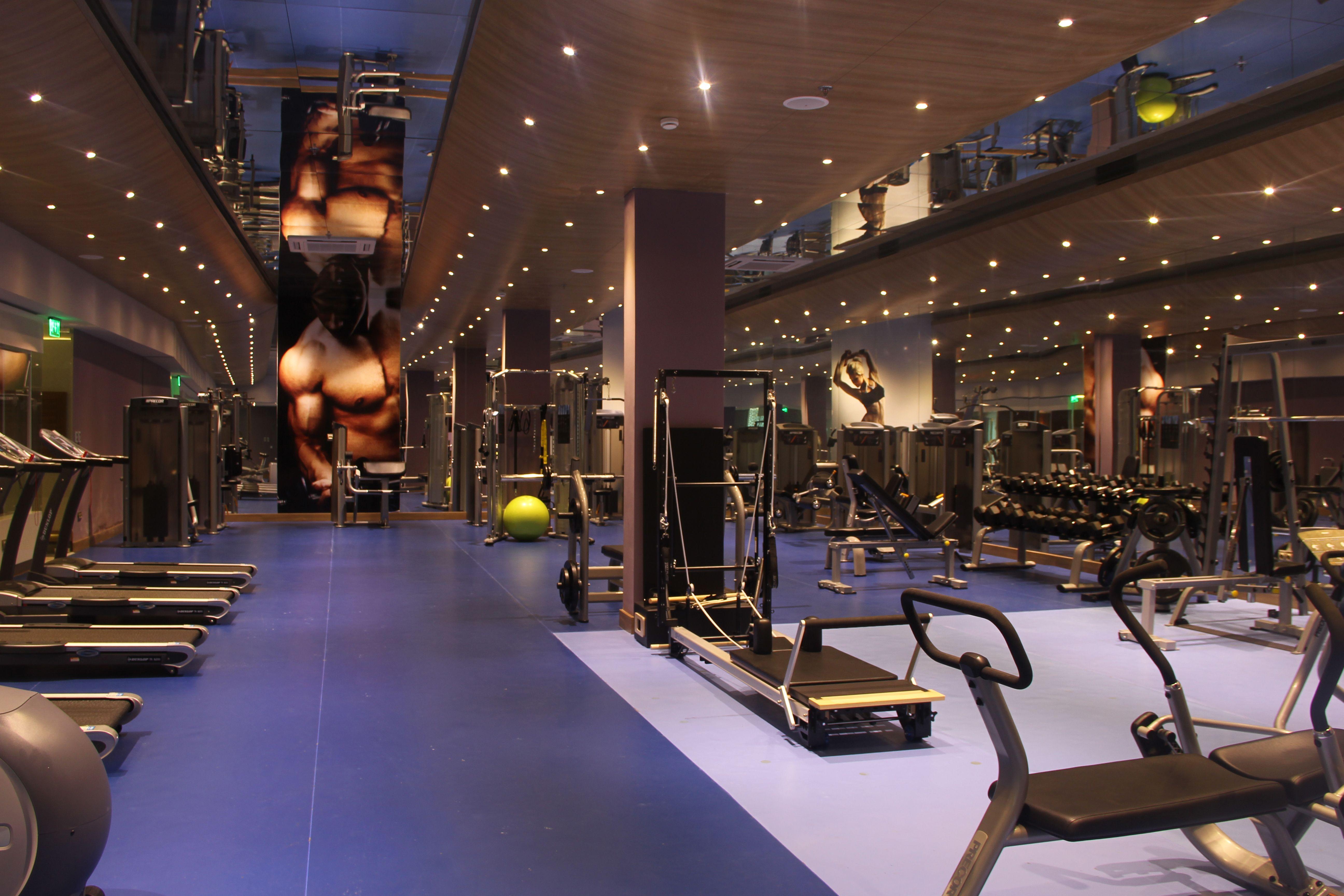 Sentido Golden Bay Hotel  Fitness Center