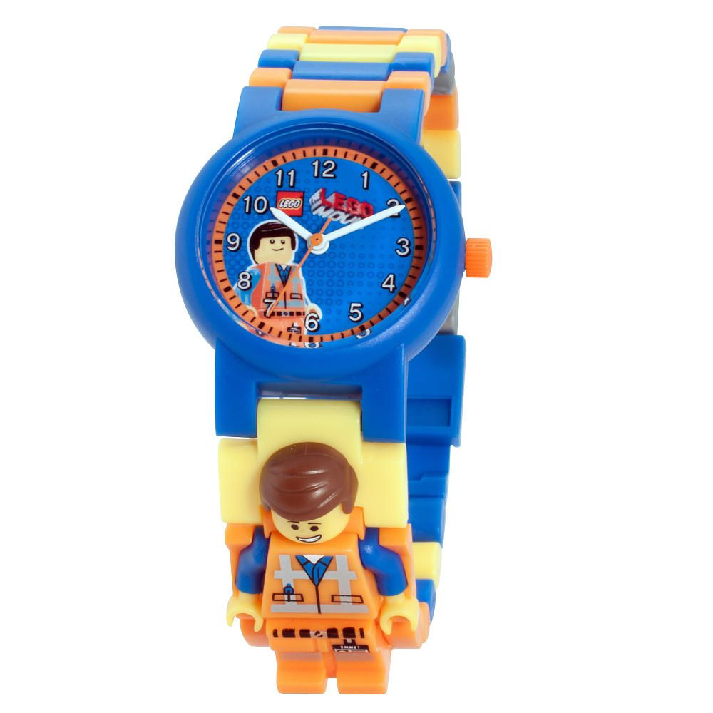 "The LEGO Movie Watch - Emmet - Clic Time Holdings - Toys ""R"" Us"