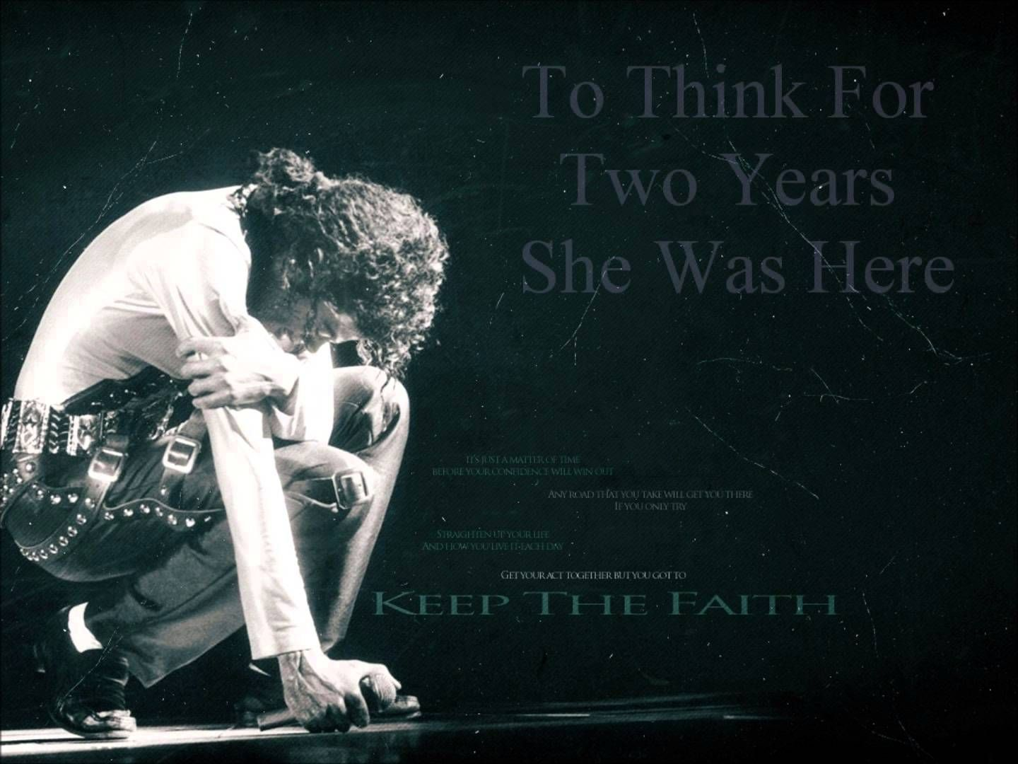 michael jackson - she's out of my life (hq) (lyrics) my absolute
