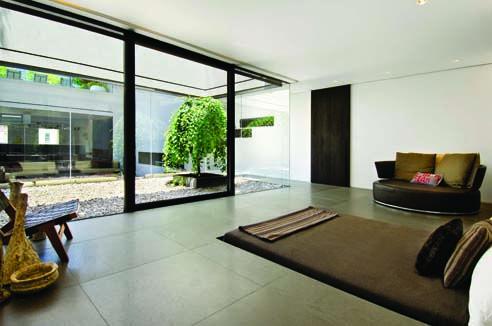 Minimalist Soho Penthouse