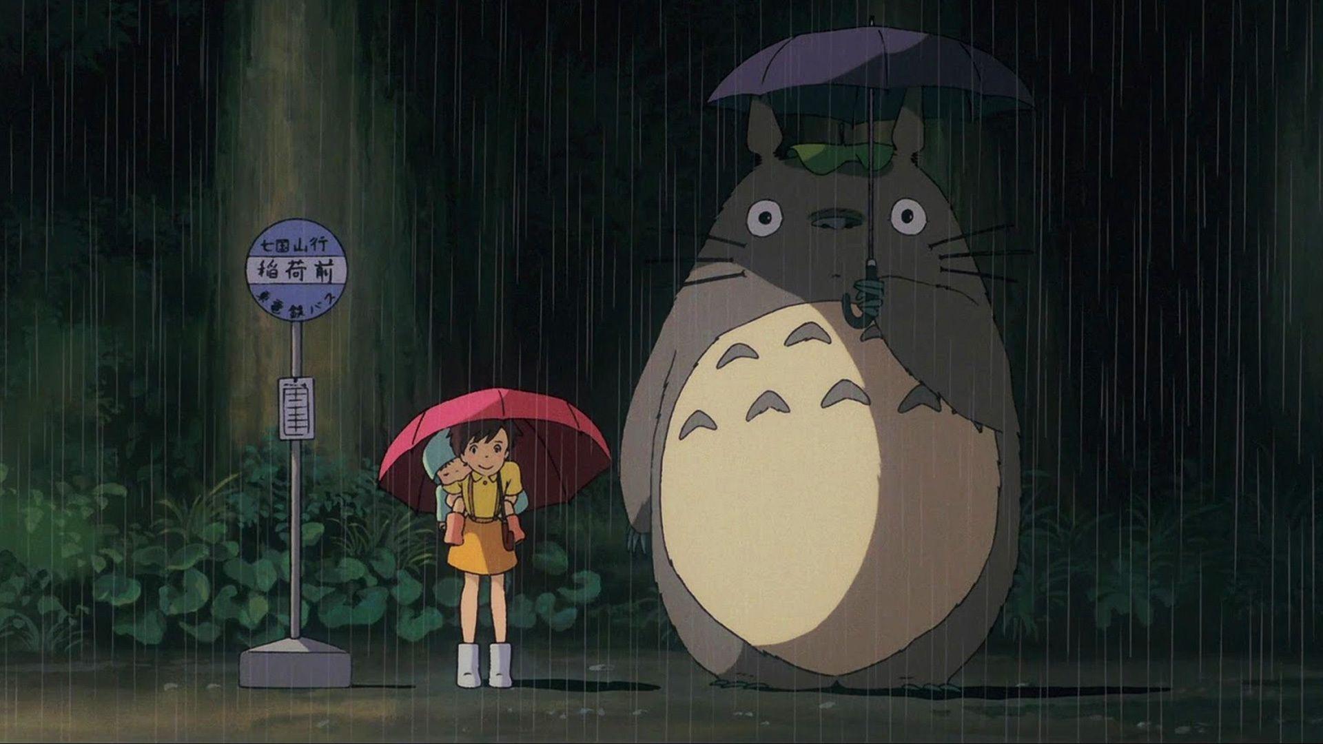 Resultado De Imagem Para A Viagem De Chihiro Wallpaper Totoro