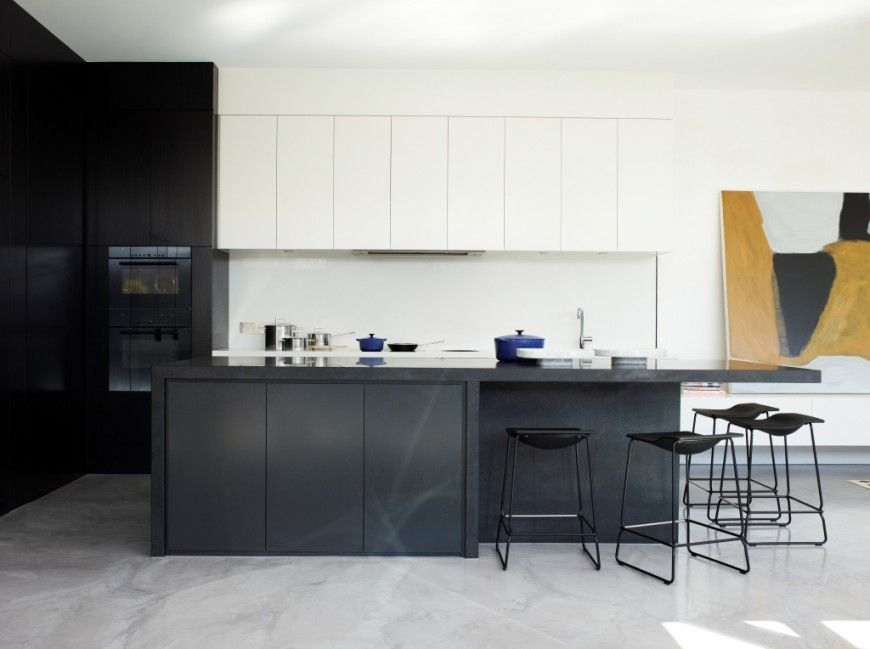 Startling Contemporary New Kew Project by Canny | Dark wood ...