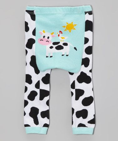 ca414220d Cow Leggings by Doodle Pants #zulilyfinds | Girls Apparel: Express ...