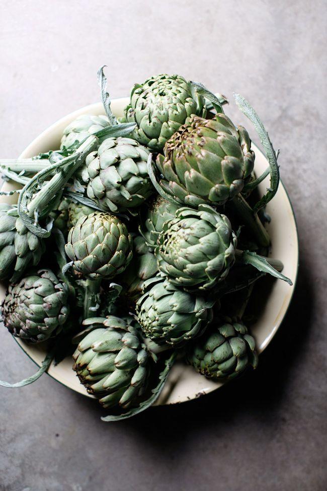 artichokes - nourish