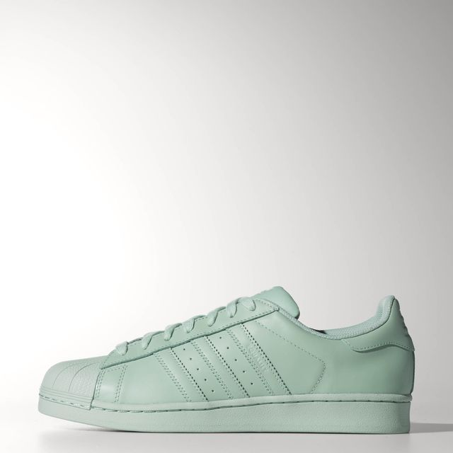 adidas Tenis Superstar Supercolor Pharrell Williams Green