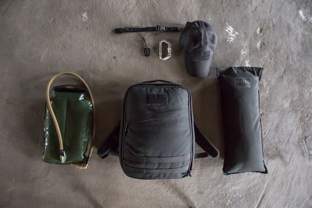 GORUCK   Gear Built in the USA. Events that Build Better Americans..   Rucking Kit: GR Echo
