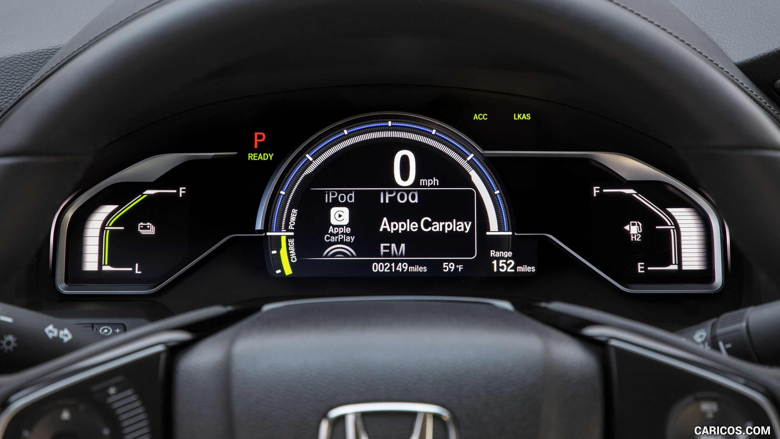 2017 Honda Clarity Fuel Cell Wallpaper