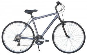 Xds Men S Cross 200 21 Speed Hybrid Bike Review Comes In Black Grey Or White See More Detail In Our Review Bici Bicicletas
