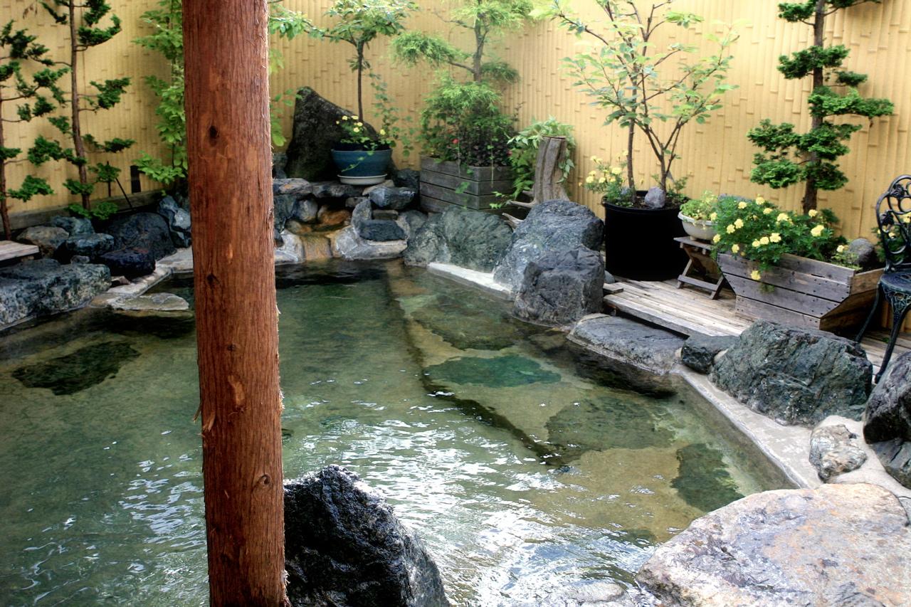 peace pond/garden