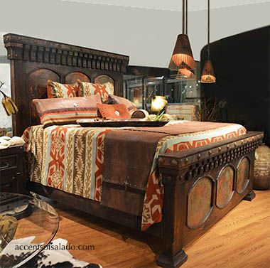 Rustique Collection Rustic Old World Bedroom Furniture Tuscan